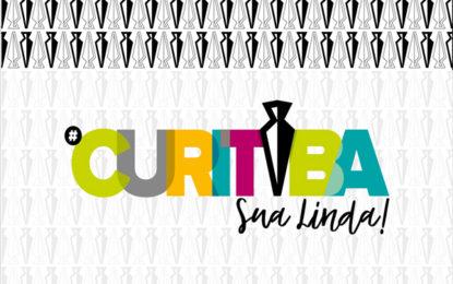 A loja das lembranças de Curitiba
