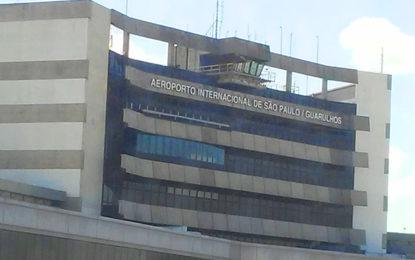 Cowork gratuito no Aeroporto de Guarulhos