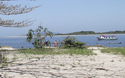 No Paraná, uma ilha singela e cativante