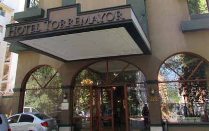 Torremayor Lyon, boa hospedagem em Santiago
