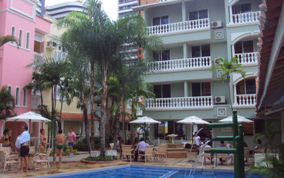 Villa Mayor, um hotel legal em Fortaleza