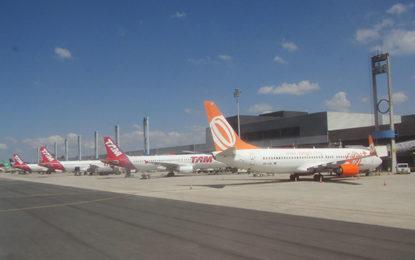 Feriado aumentará movimento no aeroporto