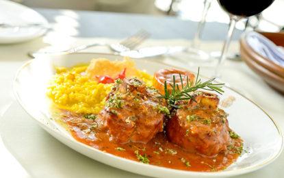 Ca'd'Oro, emblema da culinária italiana