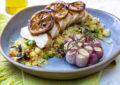 Cozinha mediterrânea inspira novo menu