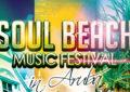 Astros da soul music vão invadir Aruba