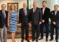 Governador assegura turismo como prioridade
