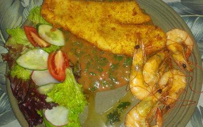 Lumo Restaurante, dica na Ilha do Mel