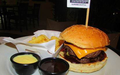 Craft Burger agora tem o Billy the kid