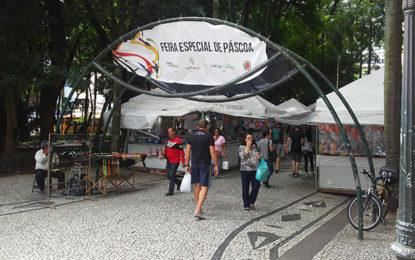 Feira de Páscoa, atração em Curitiba