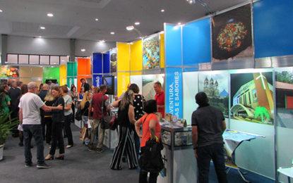 Mostra regional, destaque do salão de turismo
