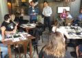 Curitiba, tema de almoço de negócios
