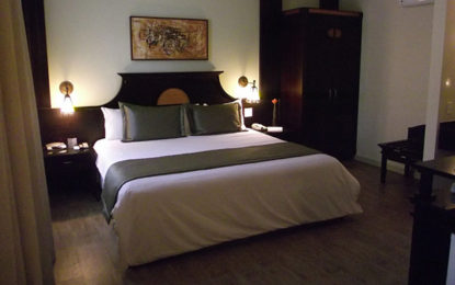 Hotel oferece vantagem em sala VIP