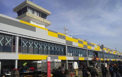 Aeroporto de Foz com obras concluídas