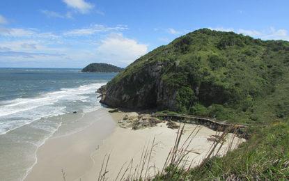 Ilha do Mel, para recarregar baterias