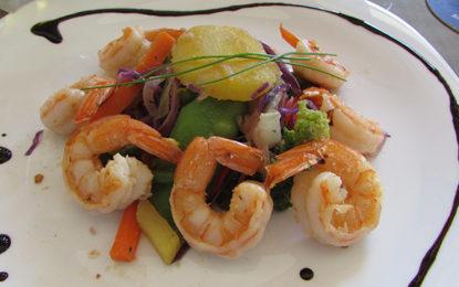 Em Foz do Iguaçu, sabores do mar