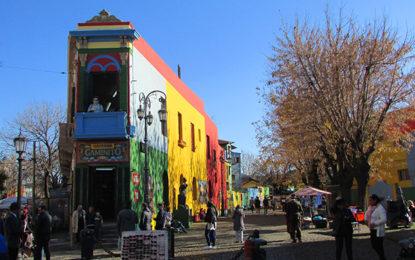 Caminhadas revelam Buenos Aires