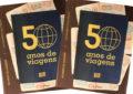 Histórias de viagens reunidas em livro