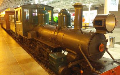 Museu Ferroviário, viagem no tempo