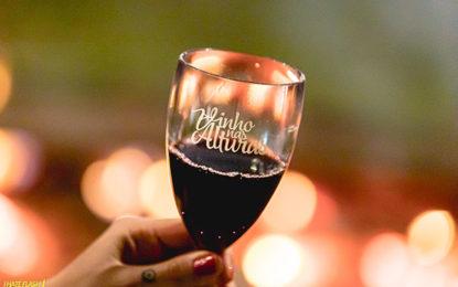 Em Teresópolis, festival de vinhos