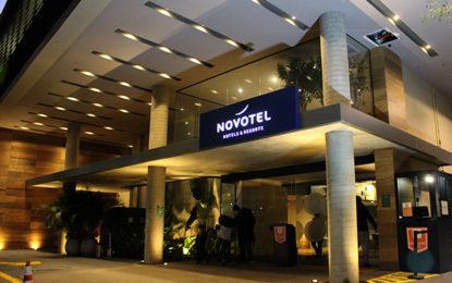 Novotel, boas experiências em Curitiba