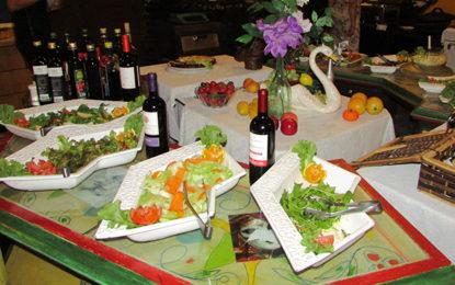 Boa mesa, para o Dia dos Pais