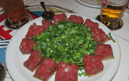 Carne de Onça, segue o festival
