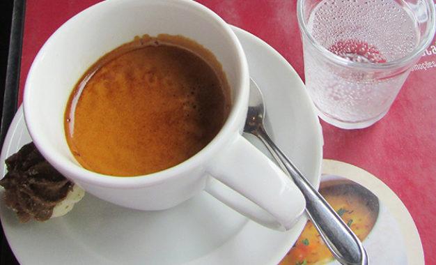Café tem evento em São Paulo