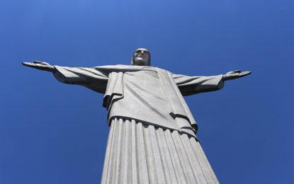 Cristo, o emblema do Rio