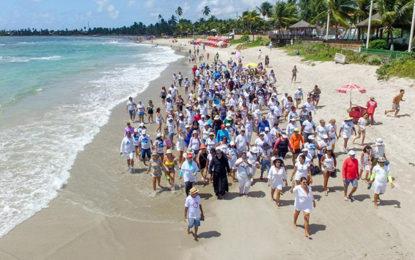Tamandaré comemora praias limpas