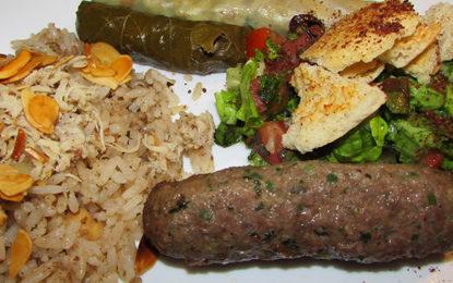 Tributos à cultura libanesa
