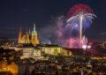 Passagem de ano na República Tcheca