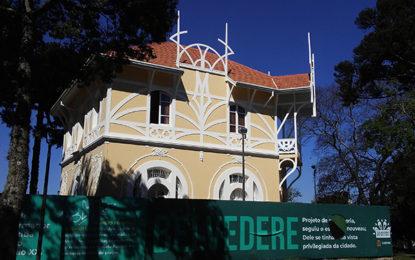 Belvedere, inauguração dia 19