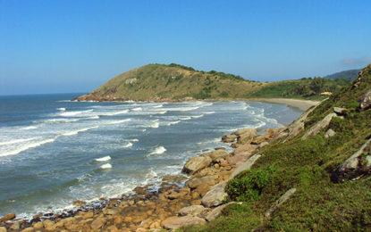 Águas limpas nas praias paranaenses