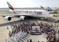 Emirates inicia 2020 cheia de planos