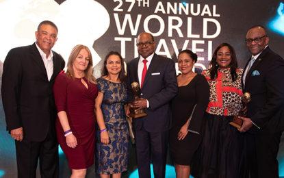 Jamaica comemora premiações