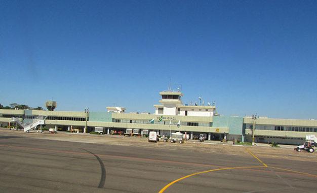 Aeroporto de Foz ganha melhorias