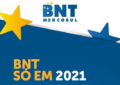 BNT Mercosul cancelada