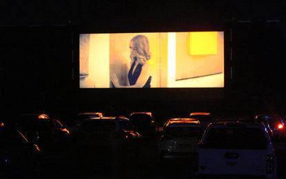 Curitiba, agora, com cine drive-in!