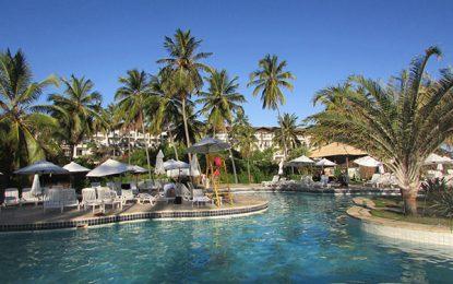 Costa de Sauípe, destino para julho