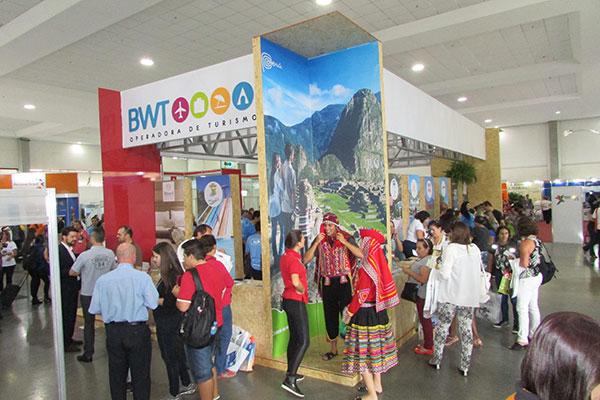 Adiada a Expo Turismo Paraná 1