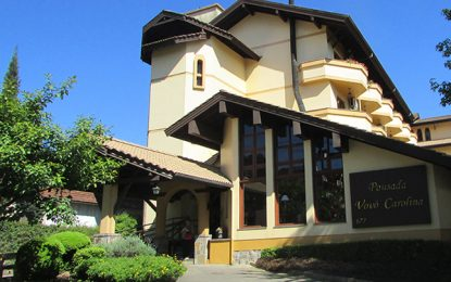 Boa hospedagem em Gramado