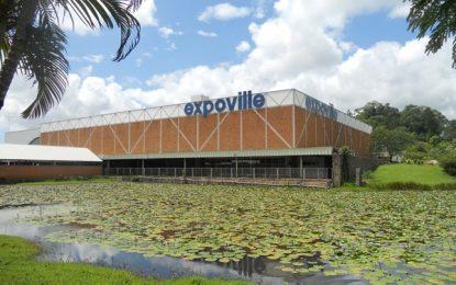 Expoville, readaptado aos novos tempos, deverá receber 150 eventos
