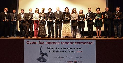 Time de vencedores de 2015