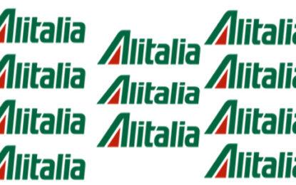 Alitalia realiza promoção de aniversário