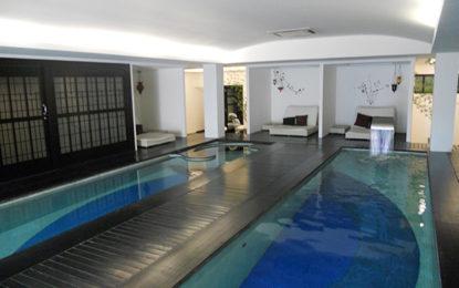 Resort propõe final de semana relaxante