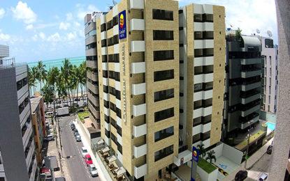 Maceió oferece novo hotel aos turistas