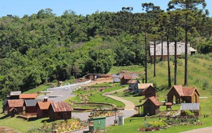 Parque oferece trilhas ecológicas