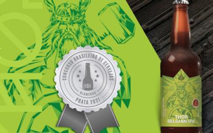 Cerveja paranaense premiada em concurso nacional