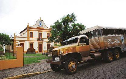 Passeio turístico é retomado em Garibaldi