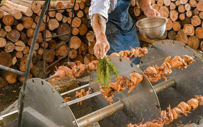 Chef gaúcho adota o menarosto